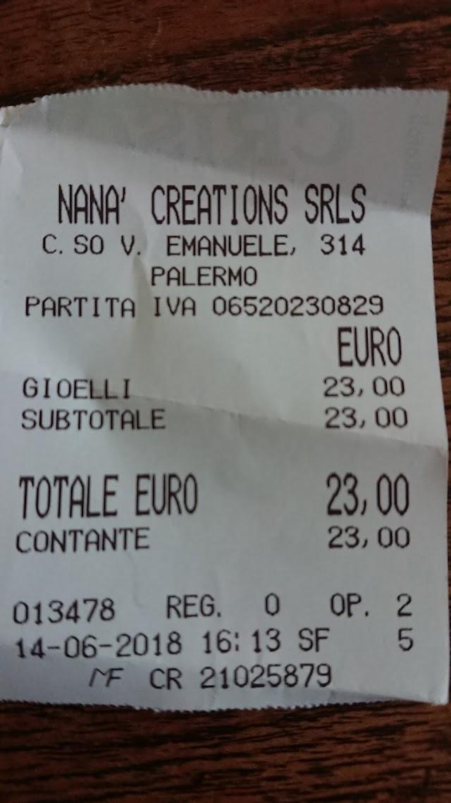 nana creations srls