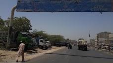 Quaidabad Bus Station karachi