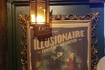 Illusionaire Magic Show, Melbourne, Australia