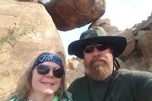 The Balanced Rock, Big Bend National Park, United States