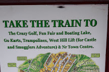 Hastings Miniature Railway, Hastings, United Kingdom