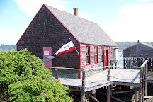 McCurdy Smokehouse Museum, Lubec, United States