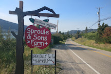 Sproule & Sons Farm, Lake Country, Canada