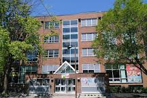 Centre Pere Sablon, Montreal, Canada