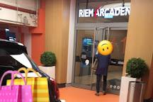 Riem Arcaden, Munich, Germany