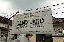 Jhago Temple, Malang, Indonesia