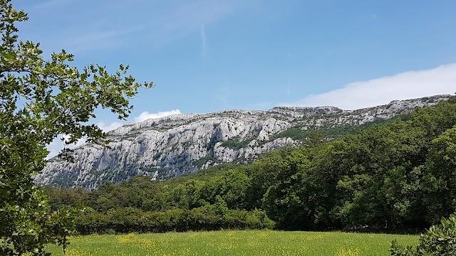 Chaîne de la Sainte-Baume