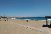 Playa Blanca, Puerto del Rosario, Spain