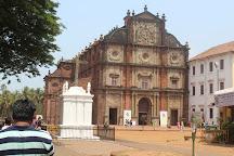 Basilica of Bom Jesus, Panjim, India