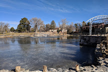 Ashley Pond Park, Los Alamos, United States