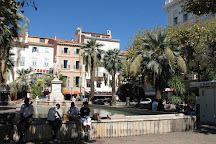 Square Reynaldo Hahn, Cannes, France