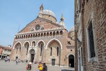 Piazza del Santo, Padua, Italy