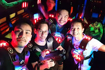 Lazgam Laser Games Koh Samui, Chaweng, Thailand