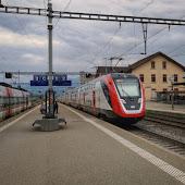 Станция  St. Margrethen