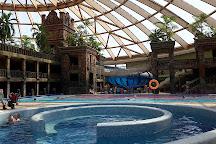 Aquaworld Resort, Budapest, Hungary