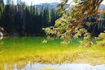 Zminje Lake, Zabljak, Montenegro