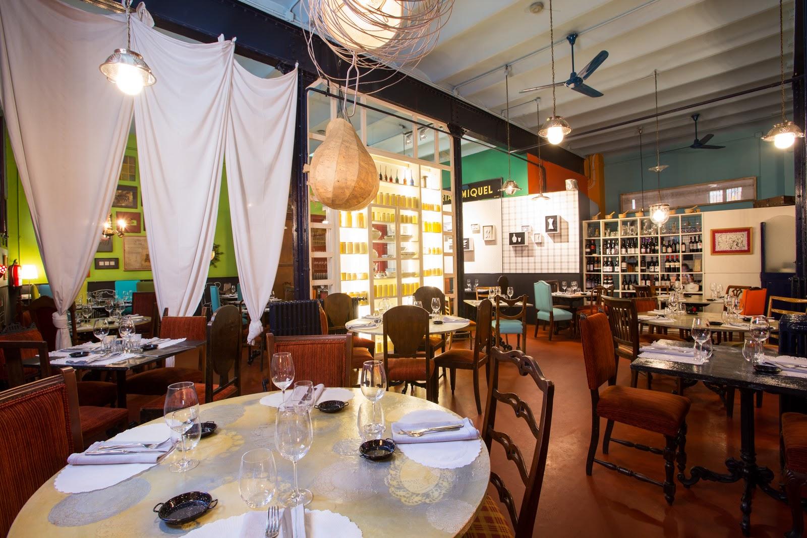 Semproniana Informaci N Til Y Fotos ~ Restaurant Semproniana Barcelona