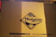 Hungarian Games, Dubai, United Arab Emirates