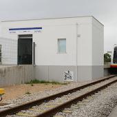 Железнодорожная станция  Sa Pobla