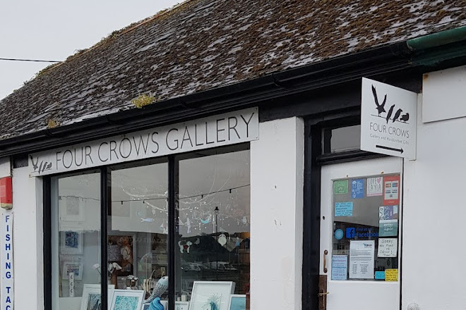 Four Crows Gallery, Porthleven, United Kingdom