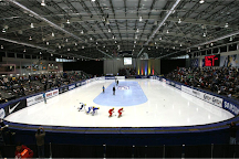 Utah Olympic Oval, Kearns, United States