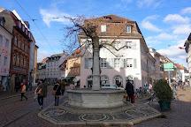 Oberlindenbrunnen, Freiburg im Breisgau, Germany