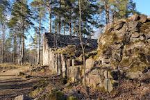 Ungern and Rosen Fortresses, Loviisa, Finland
