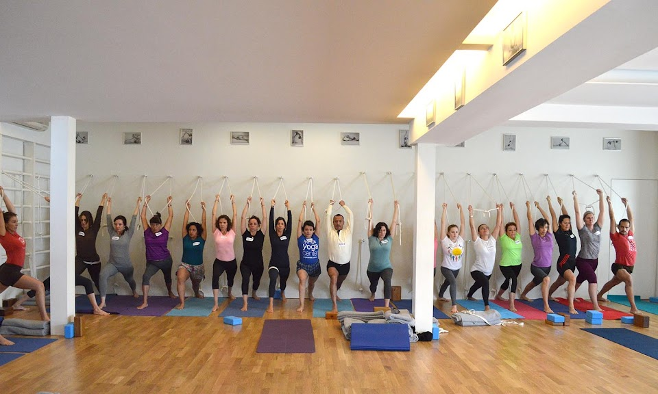 Iyengar Yoga Center Condesa