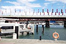 Pyrmont Bridge, Sydney, Australia