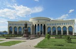 Посольство Казахстана, улица Фидокор на фото Ташкента