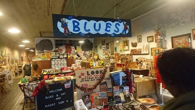 Cat Head Delta Blues & Folk Art