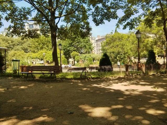 Jardin Émile Gallé