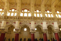 Thirumalai Nayakar Mahal, Madurai, India