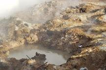 Gunnuhver Hot Springs, Grindavik, Iceland
