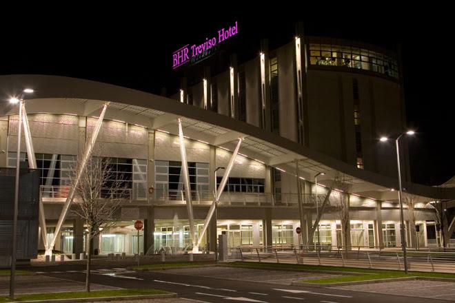 SPA & Fitness Center - BHR Treviso Hotel, Quinto di Treviso, Italy