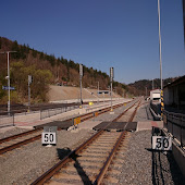 Железнодорожная станция  Hanusovice