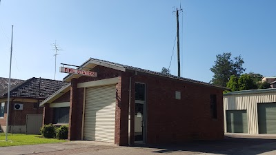 Fire and Rescue NSW Muswellbrook Fire Station