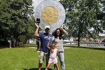 Toonie Monument, Campbellford, Canada