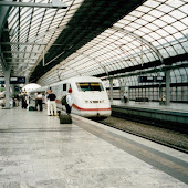 Станция  Berlin Spandau