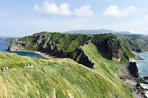 Cape Shakotan, Shakotan-cho, Japan