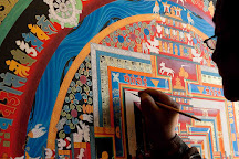 Sunapati Thanka Painting School, Changunarayan, Nepal