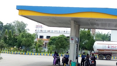 BPCL Petrol Pump - BP Khalilabad