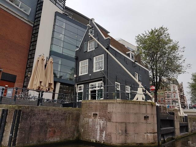 Canal Tour Amsterdam Cruise