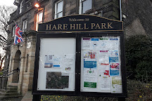 Hare Hill Park and Gardens., Macclesfield, United Kingdom