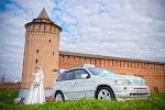 Сведебный кортеж.Аренда авто., Окский проспект, дом 18А на фото Коломны