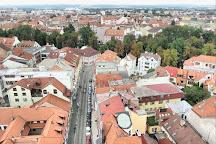 Black tower, Ceske Budejovice, Czech Republic