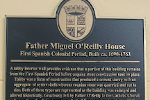 Father Miguel O'Reilly House Museum, St. Augustine, United States