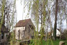 Chapelle Saint Blaise des Simples, Milly-la-Foret, France