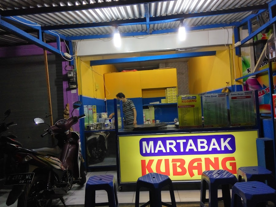 Martabak Kubang