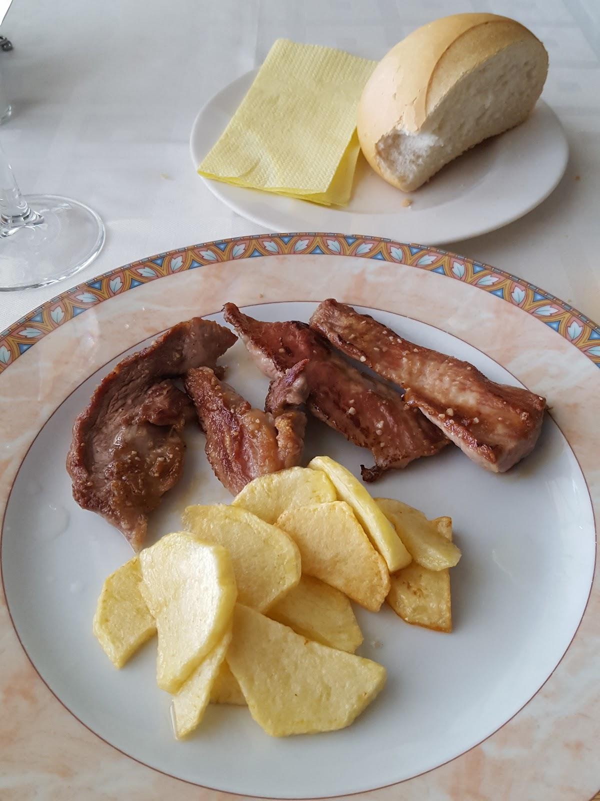 Castillo De Montemayor Restaurante
